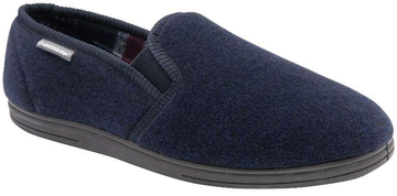 Dunlop Slipper Navy