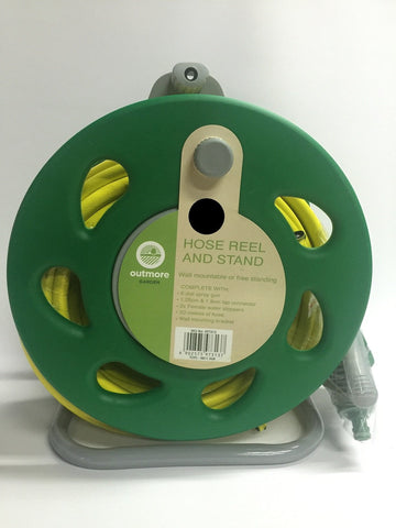 Outmore 20M Hose And Reel Set