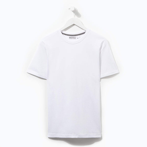 Originals White Basic T-Shirt