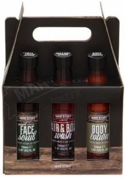 Man Stuff - Ultimate 6Pk