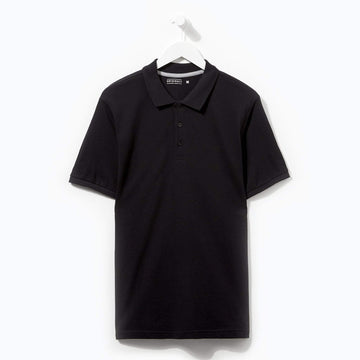 Originals Plain Black Polo