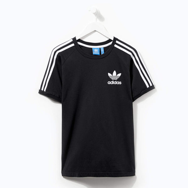 Adidas California New Trefoil Black T-Shirt
