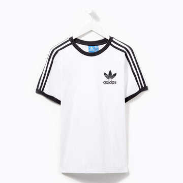 Adidas California New Trefoil White T-Shirt