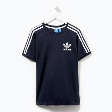 Adidas California New Trefoil Navy T-Shirt