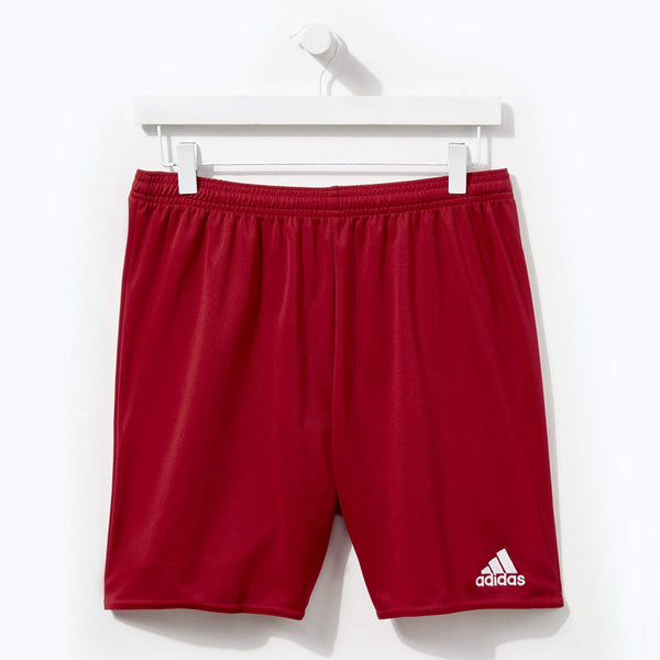 Adidas Red/White Parma Shorts