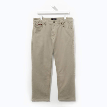 Basic Stone Twill Jeans