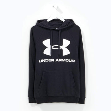 Under Armour Rival Hoody Black