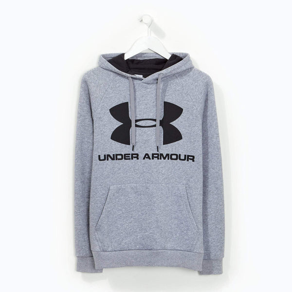 Under Armour Rival Hoody Grey