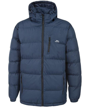 Trespass Blustery Jacket Navy