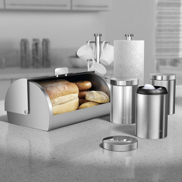 Morphy Richards 6 Piece Storage Set Stainless Steel