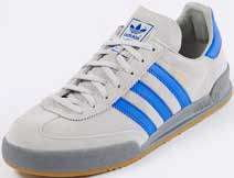Adidas Jeans Trainer Grey/Blue