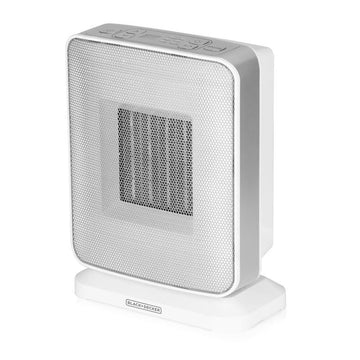 Black+Decker 1.8KW Digital Ptc Fan Heater
