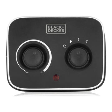 Black+Decker 2KW PTC Fan Heater