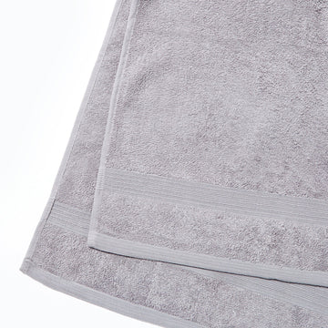 Christy Towels Dove Grey
