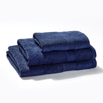 Christy Towels Navy