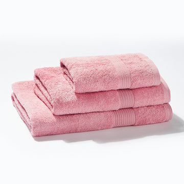 Christy Towels Dusty Pink