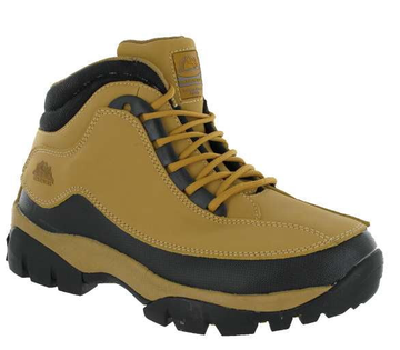 Groundwork Steel Toe Lace Up Boot Honey