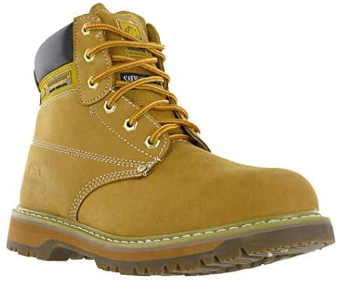 Groundwork Lace Boots Honey SK21
