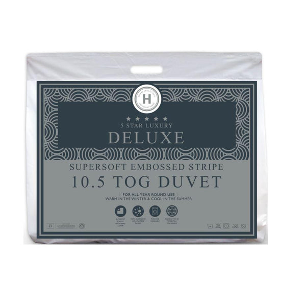 Hotel Collection Deluxe 10.5 Tog Duvet