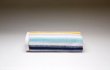 Living By Christy Soft Stripe Towels