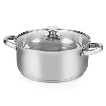 Tower 24cm Casserole Stainless Steel