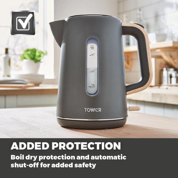Tower Scandi 3KW 1.7L Kettle