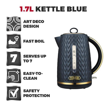 Tower Empire 3KW 1.7L Kettle