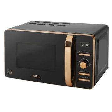 Tower Rose Gold 20L Microwave