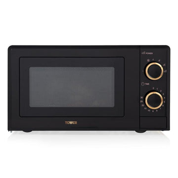 Tower Rose Gold 17L 700W Microwave