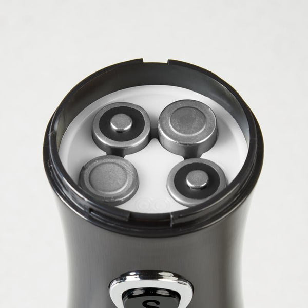 Tower Duo Electric Salt/Pepper Mill Black