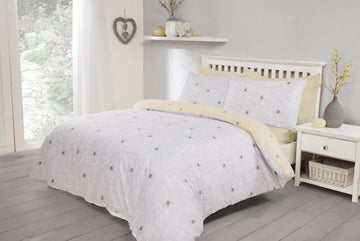 At Home Botanical Bee Bedset