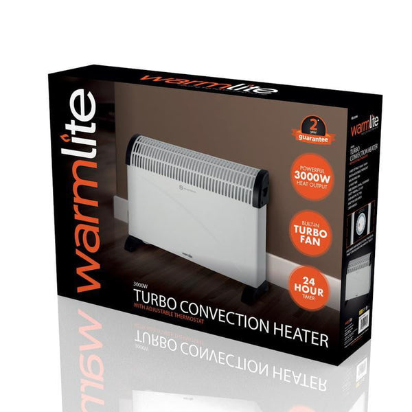 Warmlite 1500/3000W Convection heater