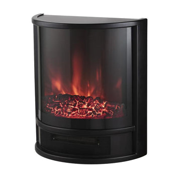 Warmlite 1.8KW Log Effect Fire Stove