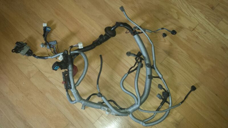 EP91 Plug and Play Harness  for EL53 Tercel
