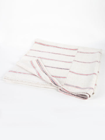 Homespun European Linen Blanket