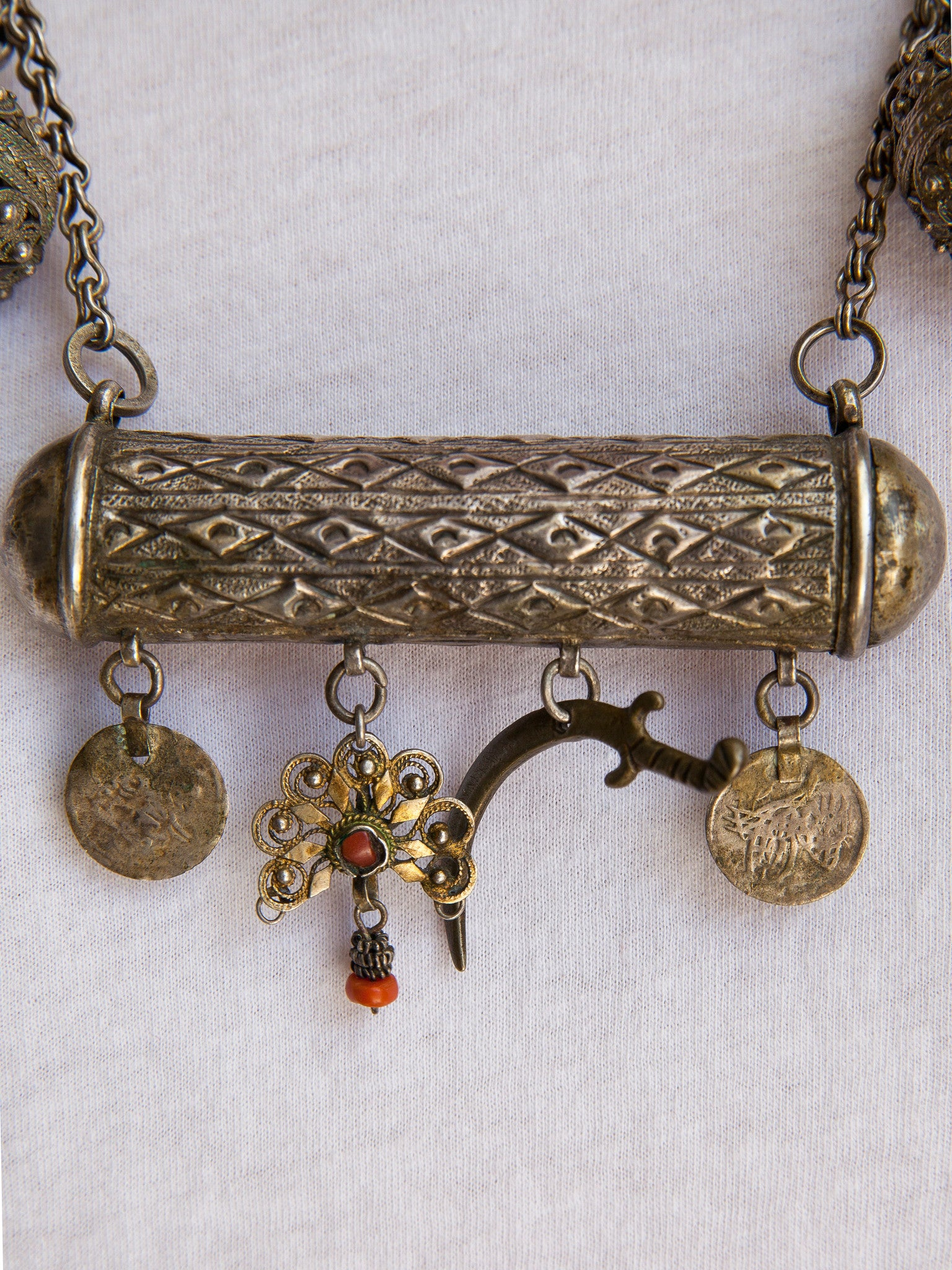 Turkish Amulet Necklace