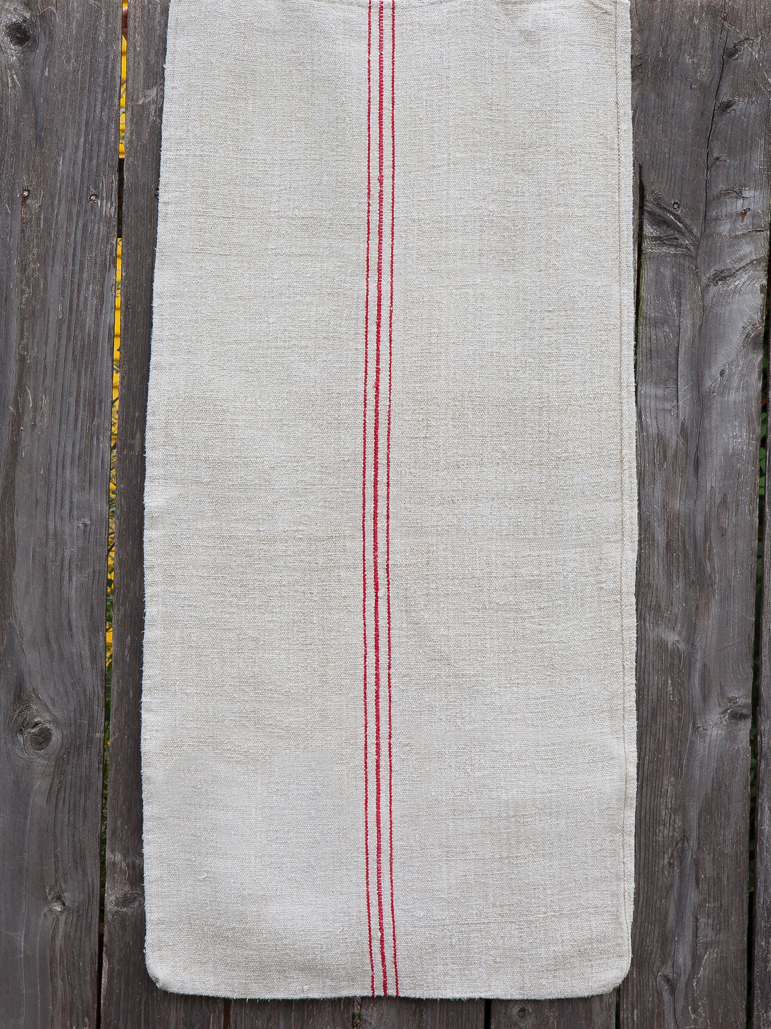 Homespun Linen Grainsacks