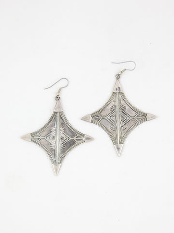Tuareg Sterling Earrings