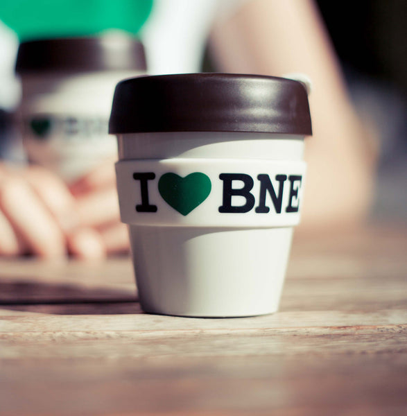 I Green Heart BNE KeepCup