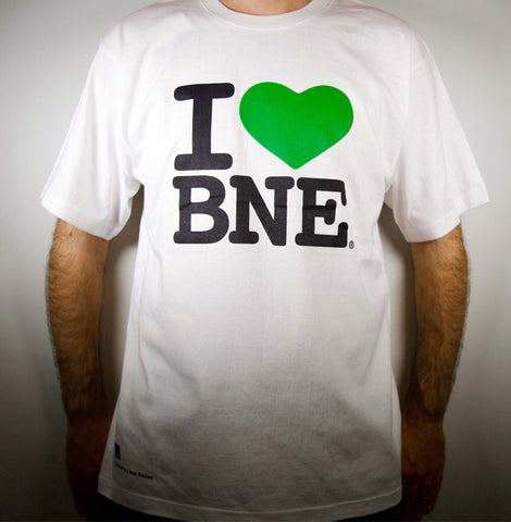 I Green Heart BNE t-shirt - Men | SALE
