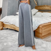 Women'S Loose Straight High Waist Slimming Casual Wide Leg Pants