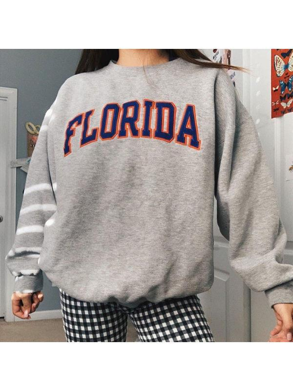 Womens Casual Fashion Sweatshirt
