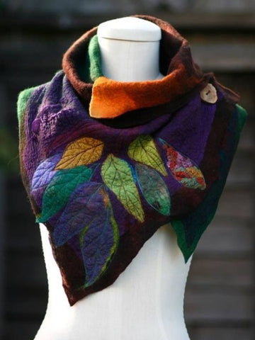 Women's Polyester Holiday Scarf