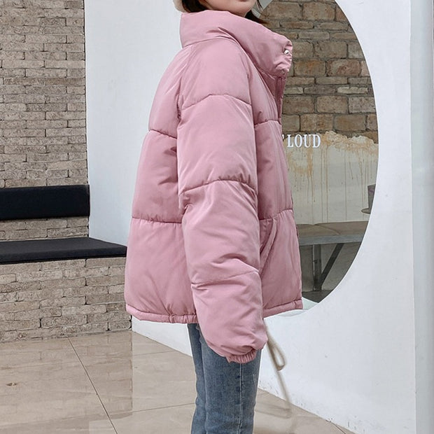 Women'S Winter Loose And Thick Casual Coat