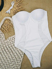 Women Sexy beach One Pieces