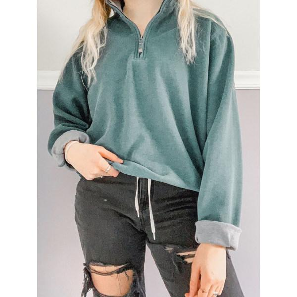 Fashion casual daily sweatershirts