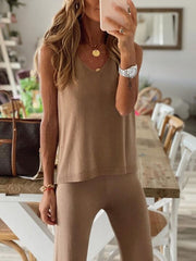 Women'S Fashionable, Comfortable And Casual Three-Piece Suit