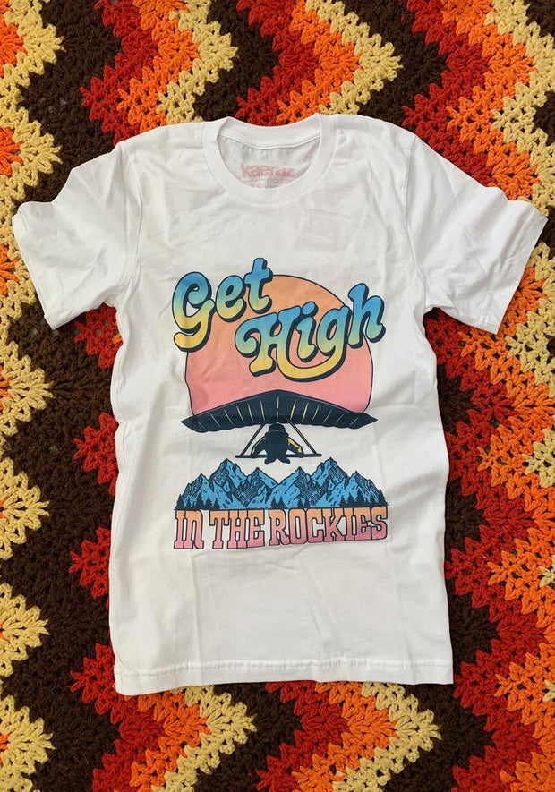Women Get High in the Rockies T-Shirt