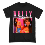 Women Kelly Kapowski Saved by the Bell T-shirt