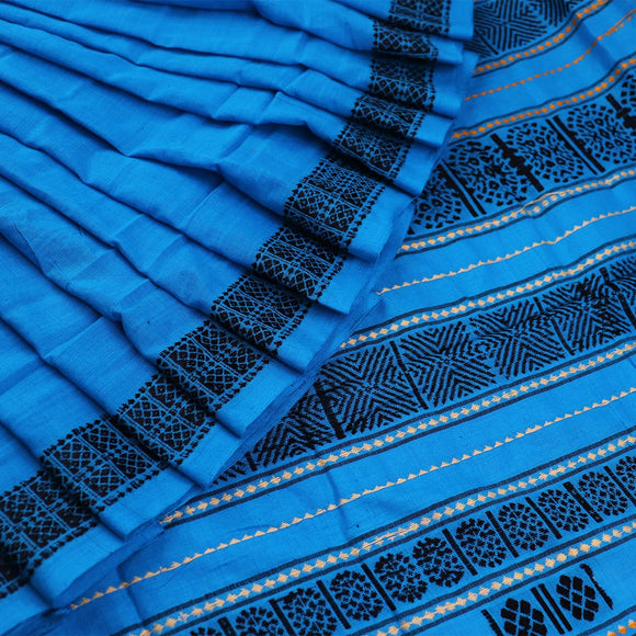 Handloom Siminoi Cotton Saree